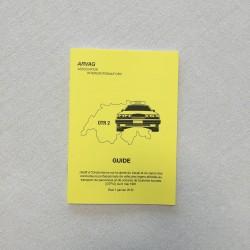 Brochure OTR 2 (cat. TPP - B - Taxi)