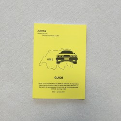 Broschüre ARV 2 (Kat. BPT - B - Taxi)