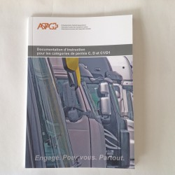 Ausbildungsunterlagen ASTAG (Kat. C/D et C1/D1)