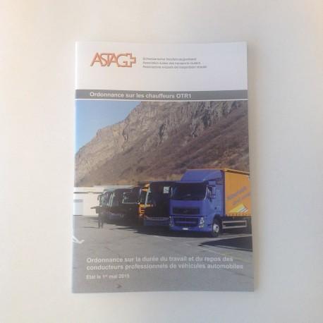 Broschüre ARV 1 (Kat. C/C1/D/D1) auf Bestellung