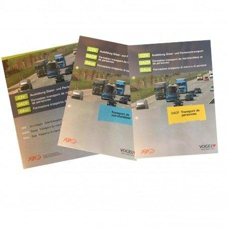 Kit OAut Basi + supplemento trasporto di merci + trasporto di persone (su ordinazione)