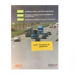 CZV - Zusatzteil Personentransport auf Bestellung